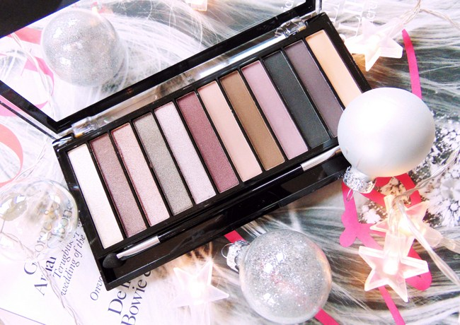 REVIEW: Makeup Revolution 'Redemption' palette 'Romantic Smoked'