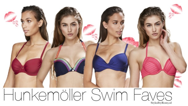 FAVORIETEN: Hunkemöller Swim Faves