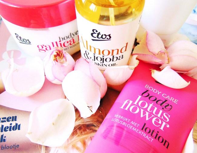 REVIEW: Etos nieuwe bodyproducten- & skin oil