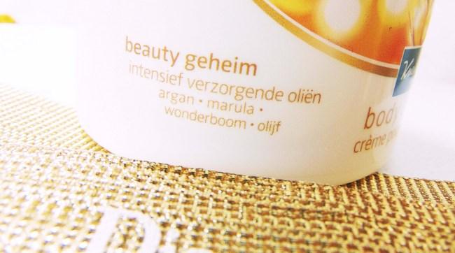 REVIEW: Kneipp 'Beauty geheim' body crème