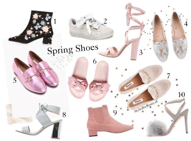 FAVORIETEN: Spring shoes