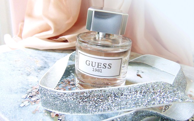 REVIEW: GUESS 1981 fragrance