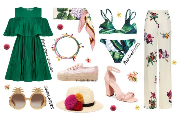 INSPIRATIEPOST: What to pack for Summer holiday