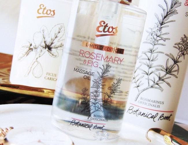 Etos Botanical Boost Rosemary&Fig-lijn