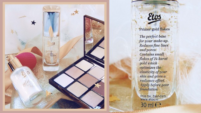 Etos Limited Edition kerstmake-up