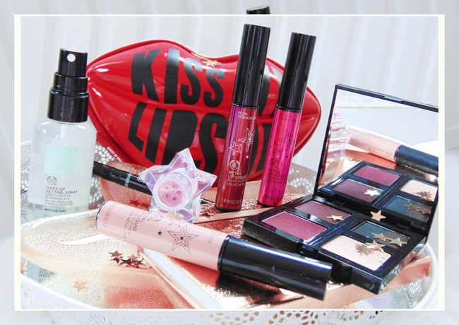 The Body Shop L.E. Winter Trend Make-up collection