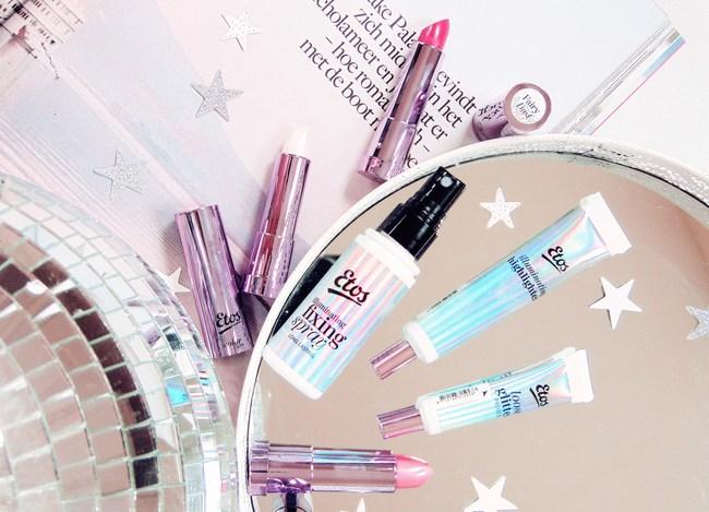 Etos Limited Edition unicorn make-up
