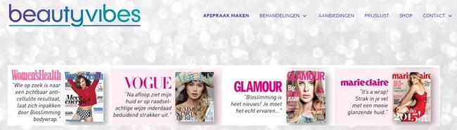 Bioslimming bij Beautyvibes Amsterdam