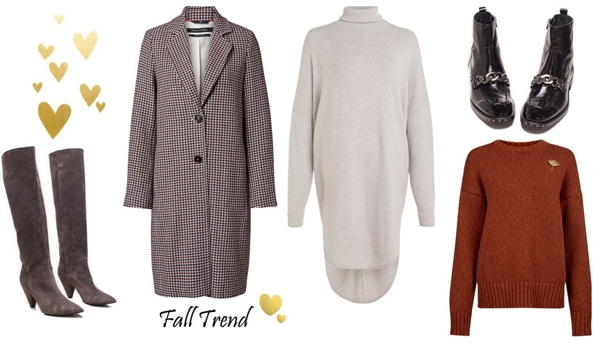 10 key items voor in je herfstgarderobe