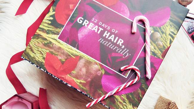 * GESLOTEN * Aveda '12 Days of Great Hair' adventskalender + insta winactie
