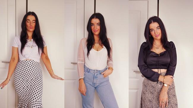 Nieuwe tops van Femme Luxe