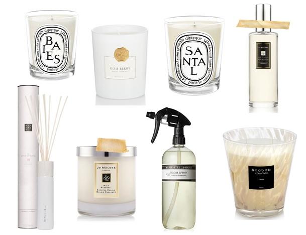 manieren om jouw woonkamer een aangename geur te geven