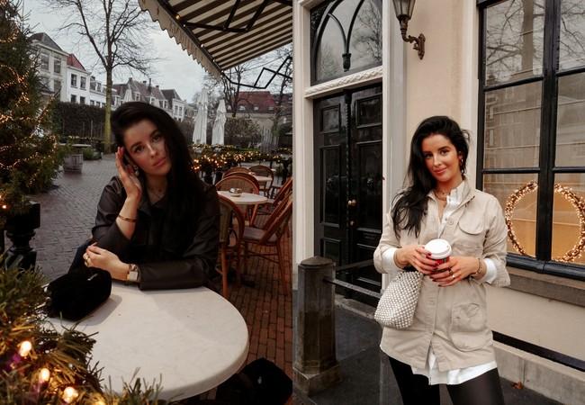 Femme Luxe winter looks
