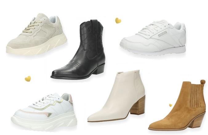 Mijn favoriete SS 2020 schoenentrends