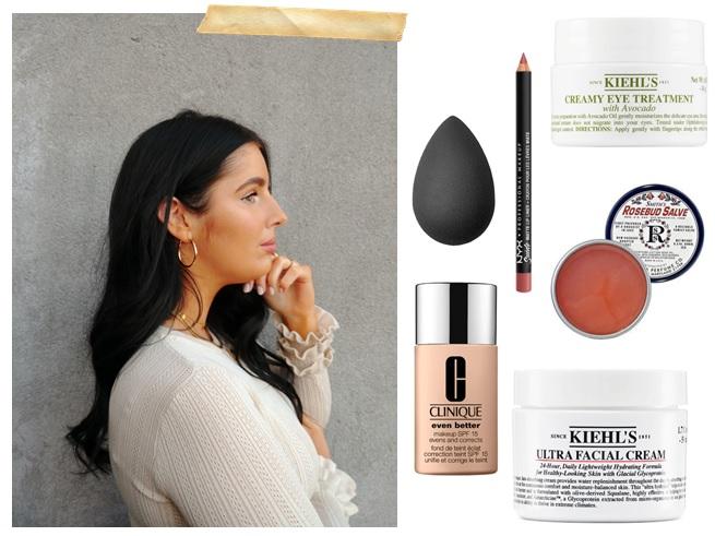 Deze producten gebruik ik voor mijn daily make-up look