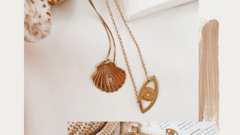 Persoonlijke sieraden van O'Necklace