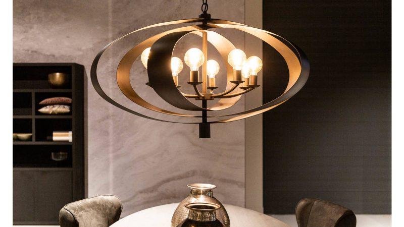 Zo vind je de mooiste hanglamp voor in jouw woonkamer
